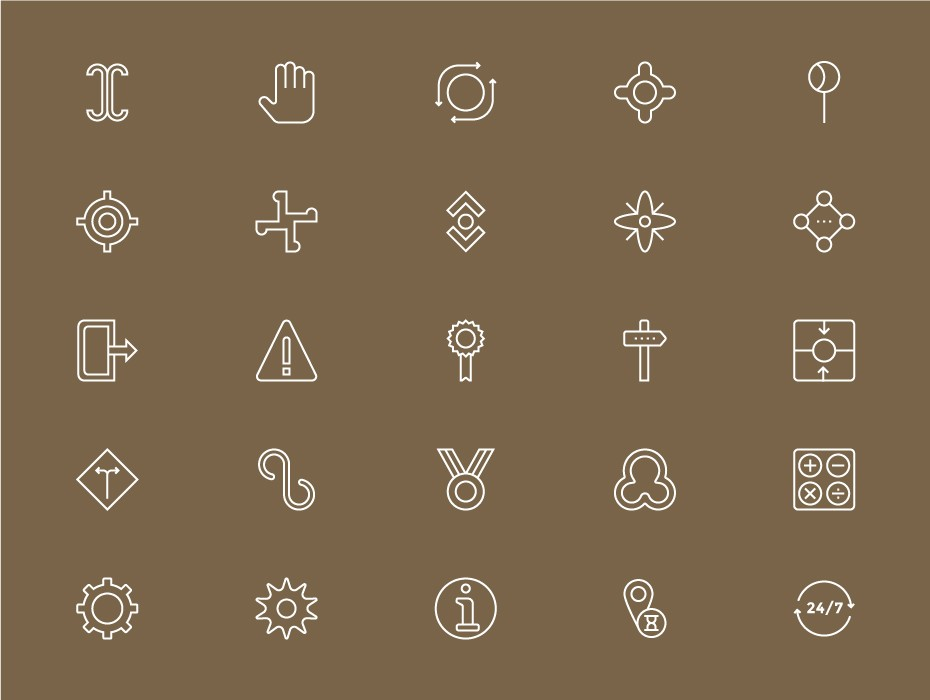Signs Icon